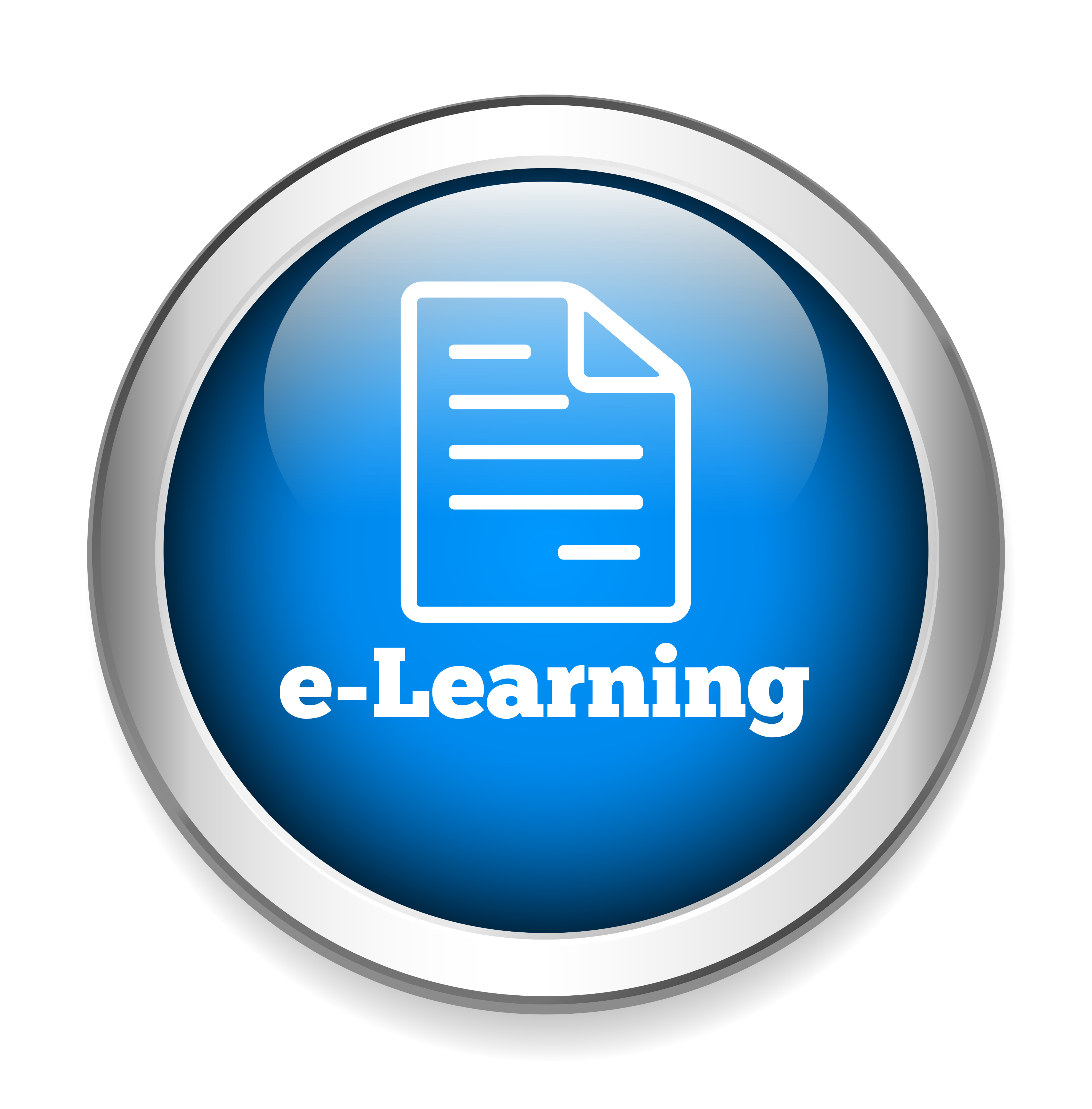 e Learning logo
