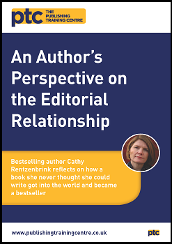 An Author's Perspective on the Editorial Relationship