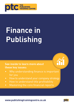 Finance in Publishing