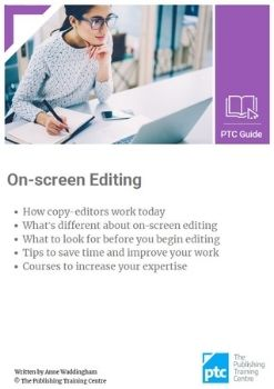 On-screen Editing