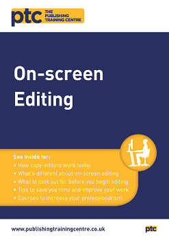On-screen Editing